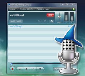 Recording Audio Software