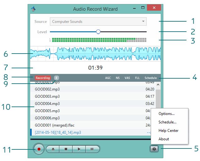 "Audio Record Wizard – 音频录取软件丨""反""斗限免"