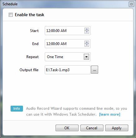Audio Record Wizard 6 Key , Audio Record Wizard